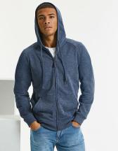 Men`s HD Zipped Hood Sweat