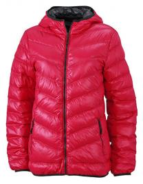 Ladies` Down Jacket